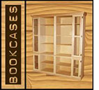 Durham Bookcases Other Cool Wood Stuff